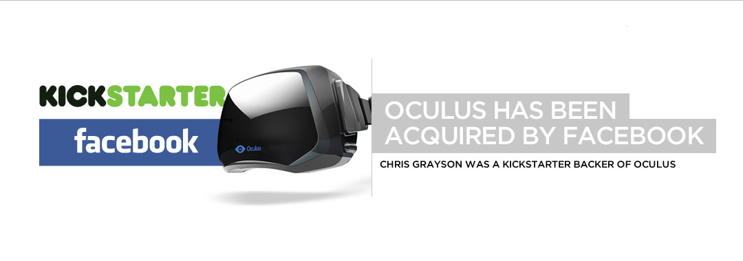 Oculus Kickstarter Facebook, Metaverse, Virtual Reality, Second Coming, Version 2.0