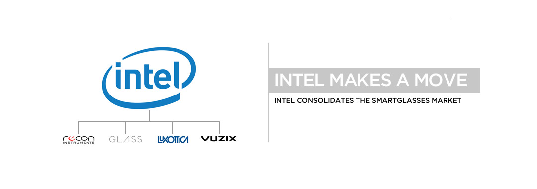 Intel Makes a Move in Wearables Smartglasses