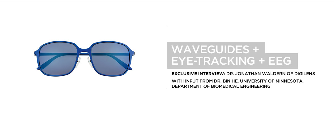 Waveguides Eyetracking EEG