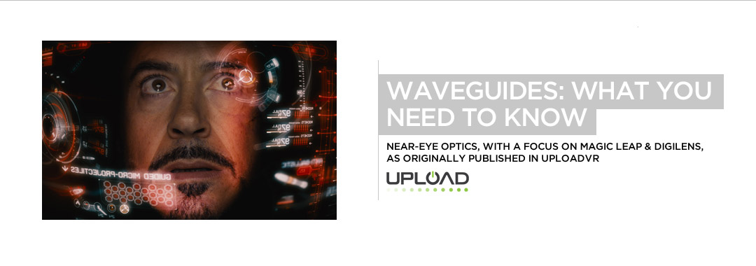 waveguides near-eye optics with DigiLens and MagicLeap